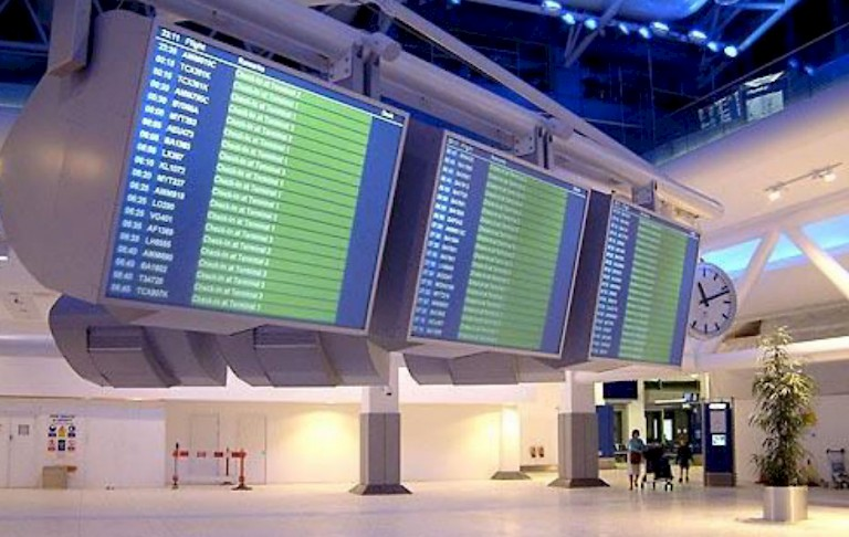 Manchester Airport GTI → Jefferson Sheard Architects